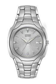 Citizen Men's Eco-Drive Bracelet Watch