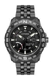 Citizen Men's Eco-Drive PRT Stainless Steel Band W