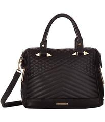 Rampage Multi Quilted Satchel