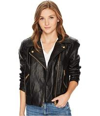Free People Modern Vegan Bomber