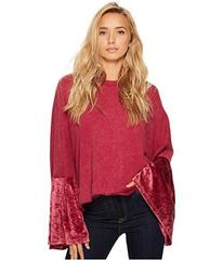 Free People Sleeves Glorious Sleeves Pullover