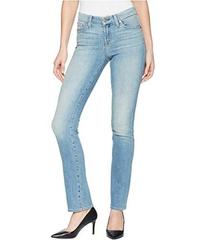 7 For All Mankind Kimmie Straight in Desert Height