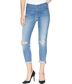 7 For All Mankind Josefina w\u002F Busted Knees in