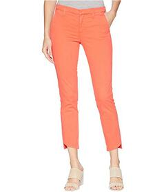 J Brand Clara Trousers in Passion Fruit