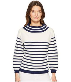 FUZZI Stripe Sweater
