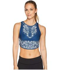 Free People Movement Sunny Bandana Crop Top
