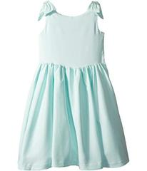Janie and Jack Special Occasion Bow Sleeve Dress (