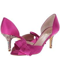 Kate Spade New York Fuchsia Satin/Multi Glitt