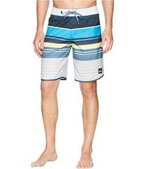 "Quiksilver Eye Scallop 20"" Boardshorts"
