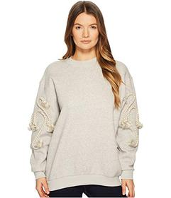 See by Chloe Sweatshirt with Rope Detail