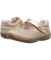 Stride Rite Rose Gold