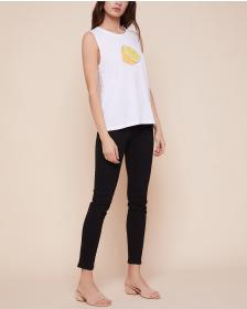 Juicy Couture Fresh Squeezed Lemon Tank