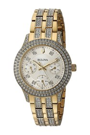 Bulova Women's Crystal Accented Watch
