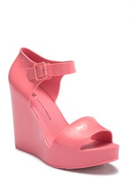 Melissa Mar Platform Wedge Sandal