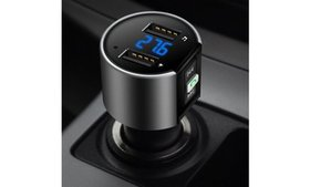 Wireless In-Car Bluetooth FM Transmitter MP3 Radio