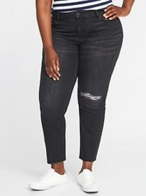 High-Rise The Plus-Size Power Jean