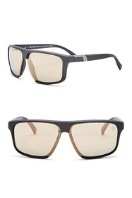 Timberland Navigator 61mm Polarized Sunglasses