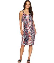 MICHAEL Michael Kors Patch Flounce Tank Dress