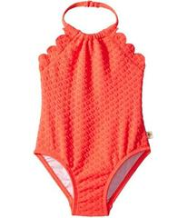 Kate Spade New York Scalloped One-Piece (Infant)
