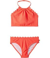 Kate Spade New York Scalloped Two-Piece (Big Kids)
