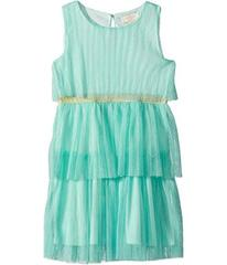 Kate Spade New York Pleated Dress (Toddler/Little