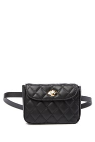 Linea Pelle Quilted Belt Bag