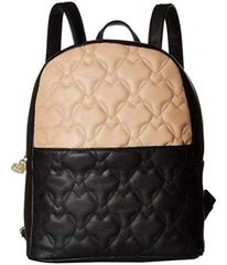 Betsey Johnson Backpack with Crossbody