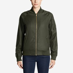 Women's Winslow Fleece-Lined Bomber Jacket