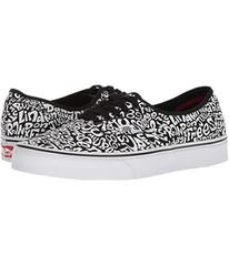 Vans Authentic X A Tribe Called Quest Collab.