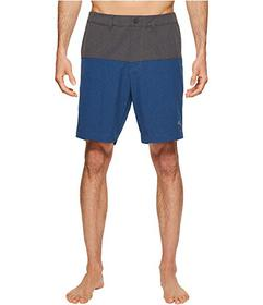 Tommy Bahama Cayman Block and Roll Swim Trunk