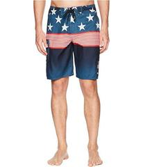 """Quiksilver Division Independent 20"""" Boardshorts"""