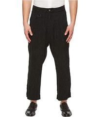 Vivienne Westwood Anglomania Cropped Dietrich Pant
