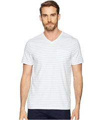 Calvin Klein All Over Stripe Pocket T-Shirt