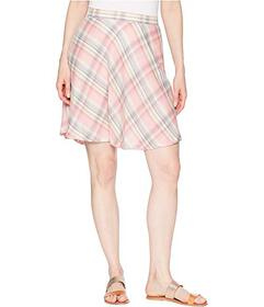 Stetson 1592 Pink Plaid Circle Skirt