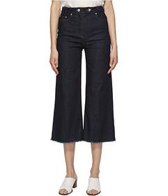 RED VALENTINO Denim Cullot