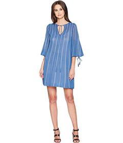 See by Chloe Striped Tunic Dress