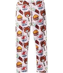 Moschino Teddy Bear Ice Cream Print Leggings (Infa