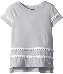 7 For All Mankind High-Low Tee (Big Kids)