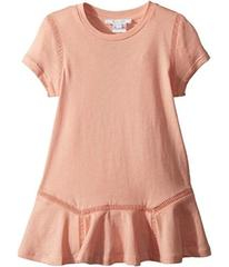 Chloe Jersey Essential Short Sleeve Dress (Toddler