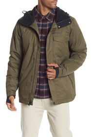 Oakley Division BioZone Insulated Jacket w/ Hoodie