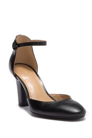 Naturalizer Gianna Leather d'Orsay Ankle Strap Pum