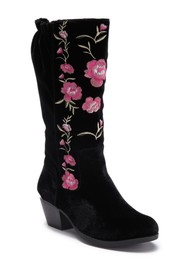 XOXO Mojave Embroidered Knee-High Boot (Little Kid