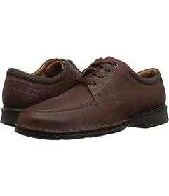 Clarks Tobacco Leather