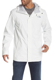 The North Face Hooded Folding Travel Jacket