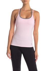FILA Obstacle Course Contrast Strap Tank