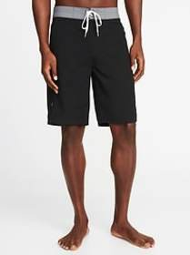 Board Shorts for Men - 10-inch inseam