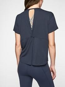 Cloudlight Open Back Tee