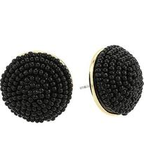 Kate Spade New York The Bead Goes On Button Studs