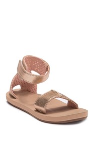 Reef Little Voyage Ankle Strap Sandal (Toddler & L