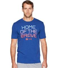 Under Armour USA Home of The Brave Short Sleeve Te